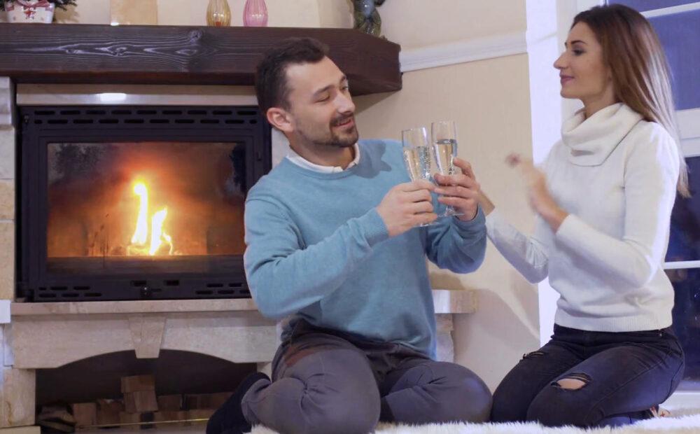 jak przygotować kominek do palenia w zimę jak wyczyścić kominek
